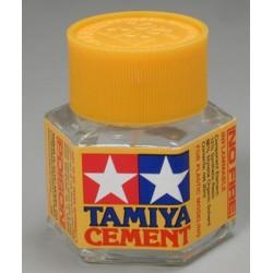 Tamiya Colla Cement liquida 20ml. per modellismo statico (art. TA87012)