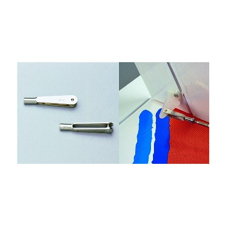 Multiplex Forcelle metalliche M3 10 pezzi (art. 702030)