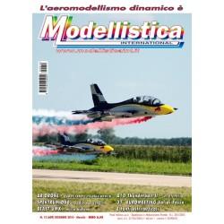 Modellistica Rivista di modellismo n°12 Dicembre 2010