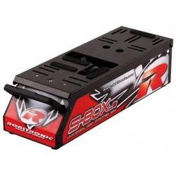 Robitronic Cassetta avviamento S-Box LB in metallo con due motori (art. R06011)