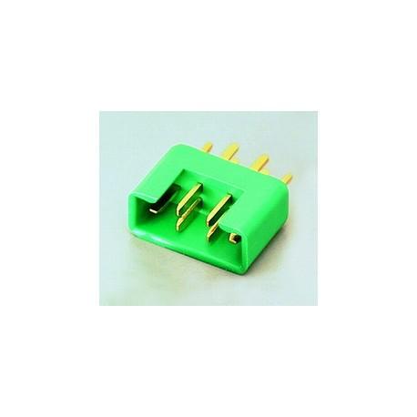 Multiplex Spina alta tensione (HS) 3 pezzi (art. MP85213)