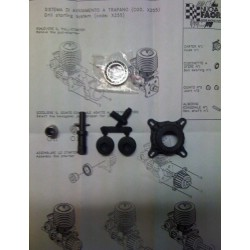RPM racing Kit avviamento per Motore Sirio moto 1/5 (art X255/A)