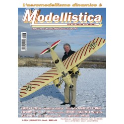 Modellistica Rivista di modellismo n°01 Gennaio 2011