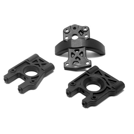 Team Losi Supporto differenziale centrale Losi 8ight (LOSA4420)