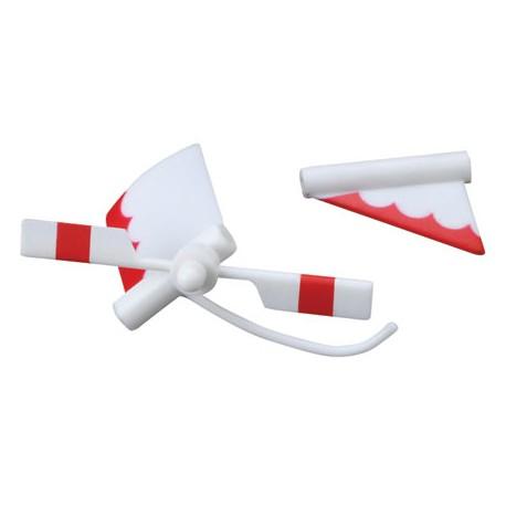 E-flite elica rotore di coda Blade MCX S300 (art. EFLH2328)