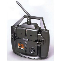 Flysky Radiocomando a stick FS-T2A 2 canali 2,4GHz Dry (art. FS350)