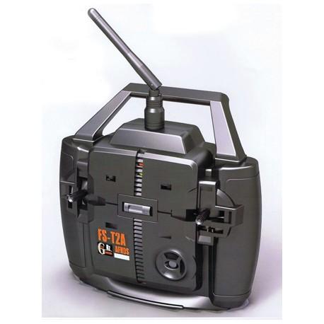 Flysky Radiocomando 2 canali a stick in 2,4 GHz (art. FS350)