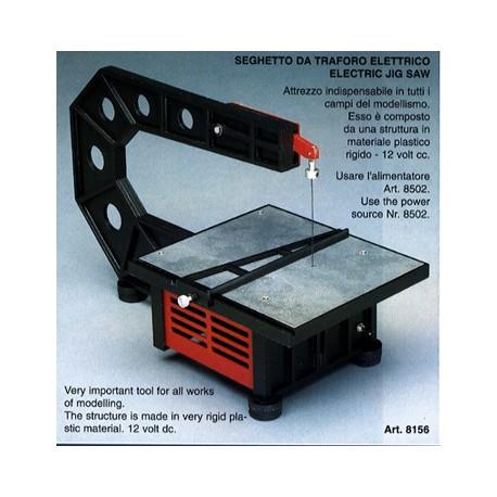 Mantua Model Sega a traforo alimentazione 12V (art. 8156)