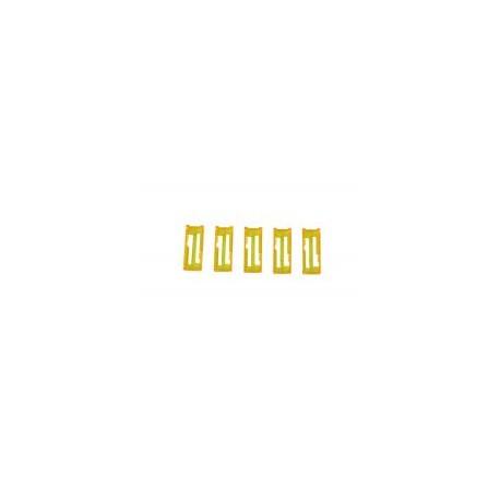 Jamara fermo blocca spinetta JR / FUTABA colore Giallo (098384)