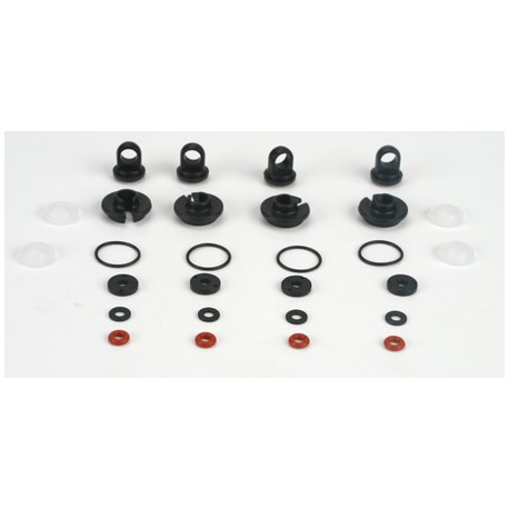Horizon Hobby Set plastiche ammortizzatori RST / RBX (SWK5096)