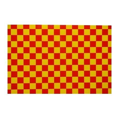 Oracover FUN 4, 2mt Giallo / Rosso (art. 44-033-023-002)