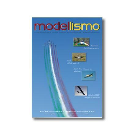 Modellismo Rivista di modellismo N°109 Gennaio - Febbraio 2011