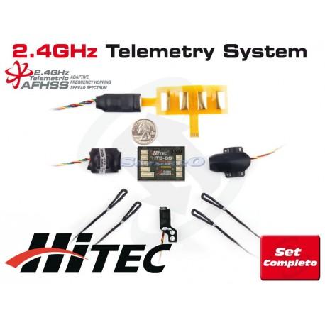 Hitec Telemetria HTS-SS Combo pack per SCOPPIO (art. 55830)