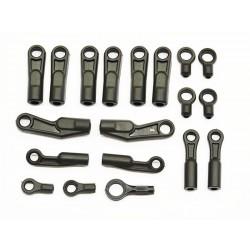 Serpent Set completo plastiche Uniball per Cobra 811 (SPT600131)