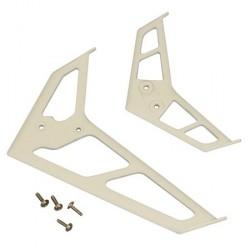 E-flite Stabilizzatori bianchi Blade CPP e SR (art. EFLH1326W)