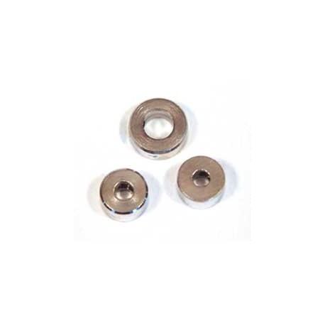 Collarini diametro 3mm con grano pz.3 (art. ACC/19396/000)