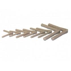 Jamara Cerniere per parti mobili 1,8x33mm 10 pzz. (art. 170312)