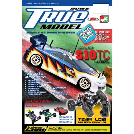 True Model Rivista di Modellismo FEBBRAIO 2011 n°02