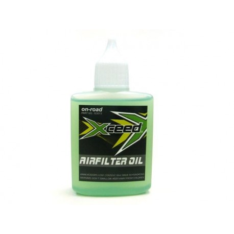 Xceed Olio per filtri aria specifico per On-Road 50ml. (XC103013