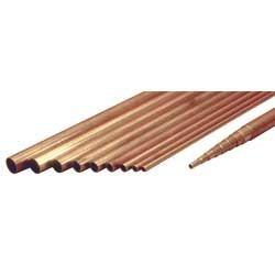 Euroretracts Tubo di ottone 9X8,1X1000 mm (art. TUB/55231/000)