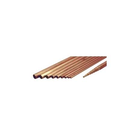 Robbe Tubo di ottone 1X0,6X1000 mm (art. 7828)