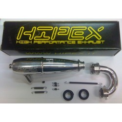 Hipex Set Marmitta HIPEX 2069 Terra EASY + collettore (KM210008)