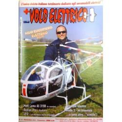 Volo Elettrico Rivista di modellismo N°33 Primavera 2011