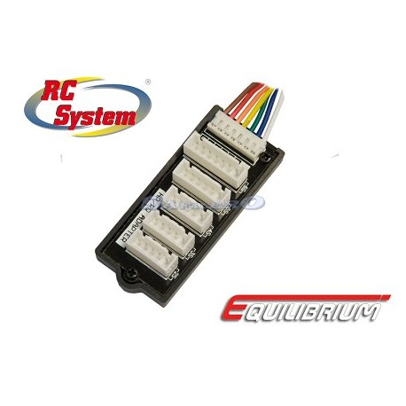 Rc System Cavetto PCB Equilibrium3-Profi RAY/PQ (RCA0046)