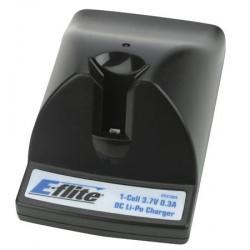 E-flite Carica batterie per Lipo 1S 3,7V 0,3A BMCX (EFLC1003)