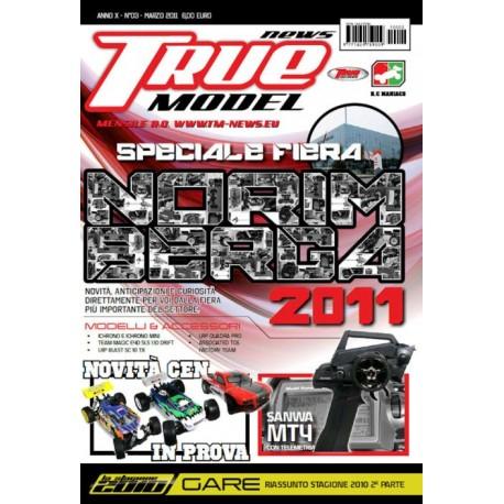 True Model Rivista di Modellismo MARZO 2011 n°03