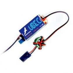 Hobbywing Limitatore di tensione U-BEC Alpha BEC 3A 6S (art. HW86010010)