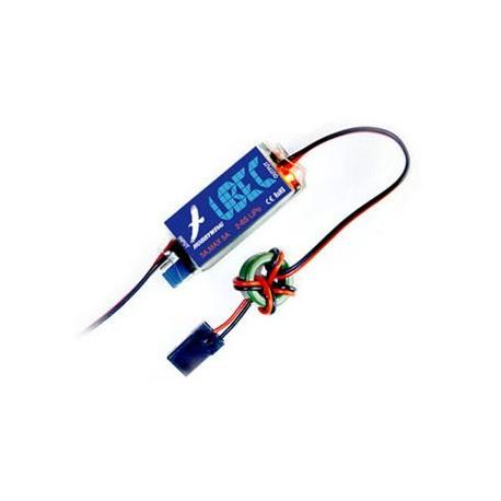 Hobbywing Limitatore di tensione U-BEC Alpha BEC 3A 6S (art. 86010010)