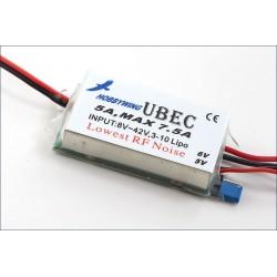 Hobbywing Limitatore di tensione U-BEC Alpha BEC 5A HV (art. 86010020)