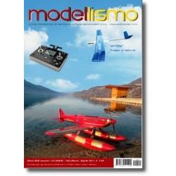 Modellismo Rivista di modellismo N°110 Marzo - Aprile 2011