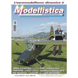 Modellistica Rivista di modellismo n°04 Aprile 2011