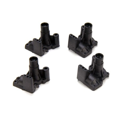 Team Losi Front / Rear Axle Housing Set (art. LOSB1707)