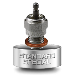 Novarossi Candela Standard Special Calda C4S (art. NV-C4S)