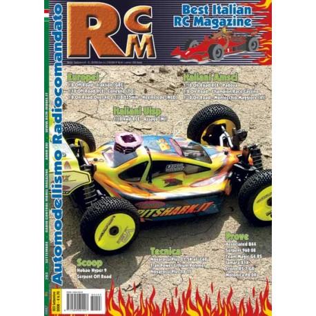 RCM 203 Settembre 2008