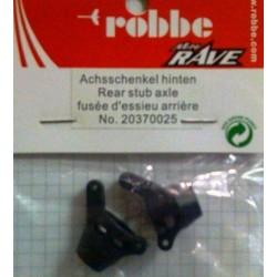 Robbe Coppia Fuselli posteriori per Mini Rave (art. 20370025)