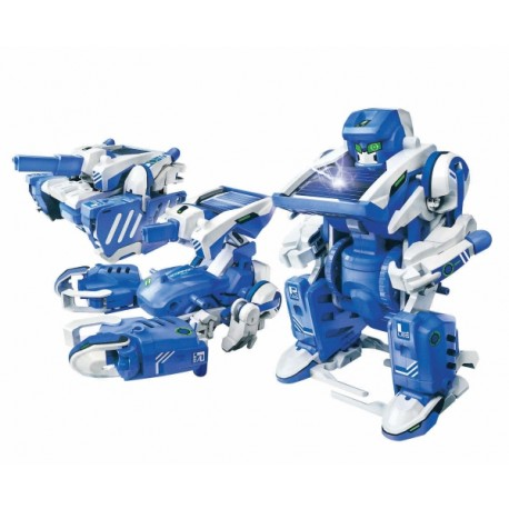 Jamara Kit Robot 3 in 1 ad energia Solare (art. 400235)