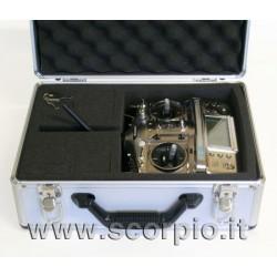Sanwa Valigetta in alluminio Trasmittente Stick Deluxe (SCSW-02)