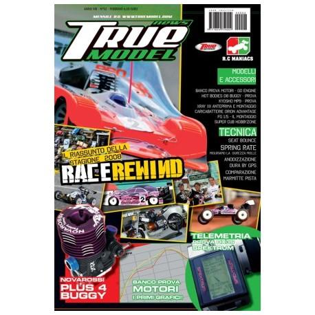 True Model FEBBRAIO 2009 n°02