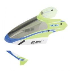 E-flite Capottina completa Verde per Blade MCPX (art. BLH3519)