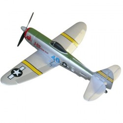 Nine Eagles Aeromodello Micro P-47 Mode 1 (art. NEP47M1)