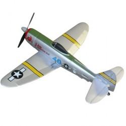 Nine Eagles Aeromodello Micro P-47 pronto al volo (art. NEP47)