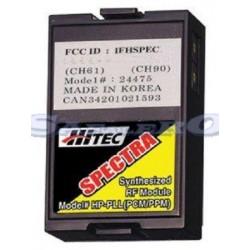 Hitec Modulo Spectra modello HP-PLL (PPM) 40MHz (art. 24440C)