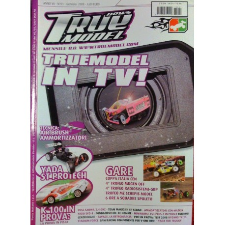 TM News GENNAIO 2008 n°01