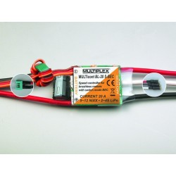 Multiplex Regolatore MULTIcont BL-30 S-BEC (art. 72289)