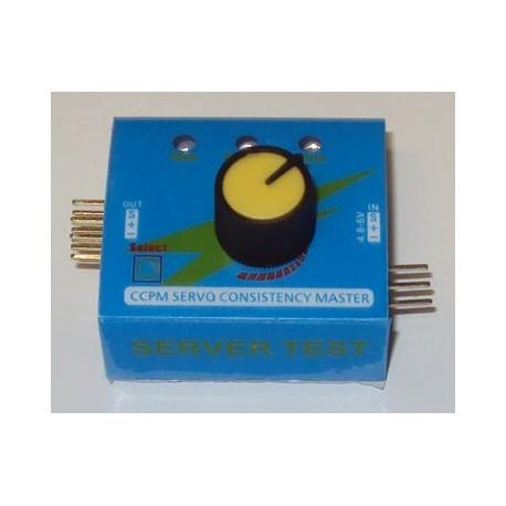 Mantua Model Tester per servocomandi a 3 funzioni (art. 57280)