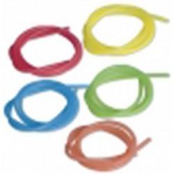 RPM Tubo al silicone Giallo fluorescente 1 metro (art. H143)